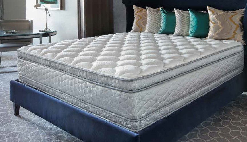 Diamond Suite II (Euro Pillow Top)