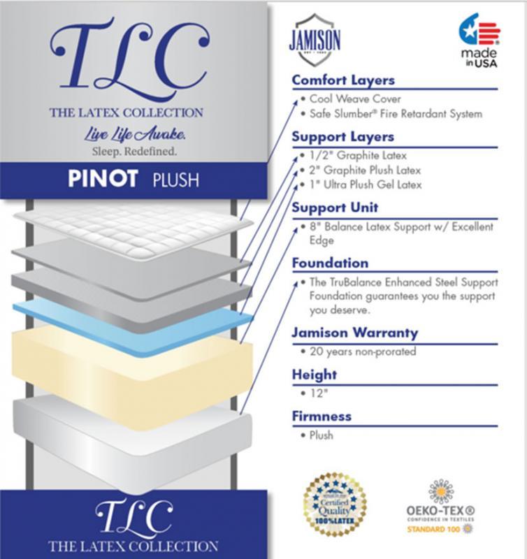 TLC Pino Plush